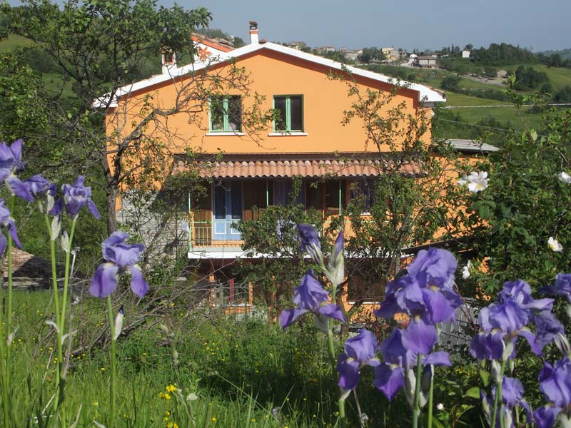 la casotta bed and breakfast a tra pecorara e nibbiano val tidone