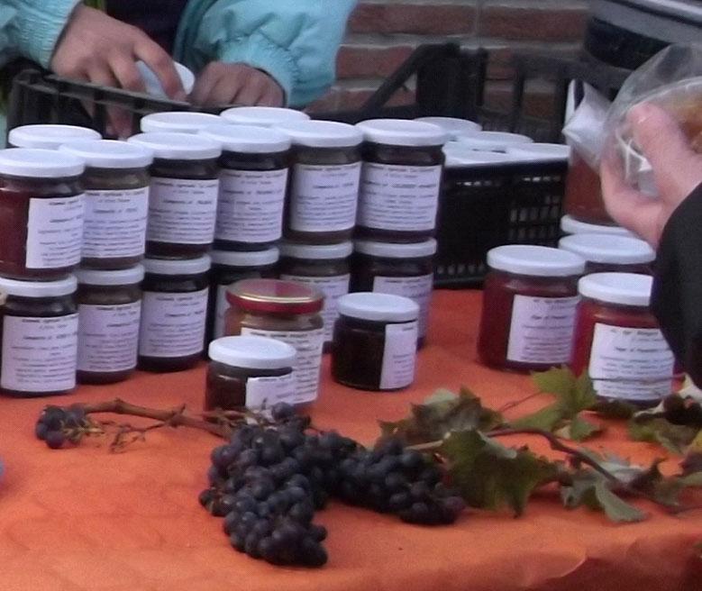 marmellate di frutta da agricoltura biologica